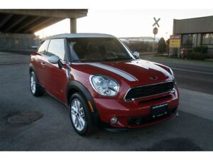 2013 MINI Cooper Paceman Turbo S AWD Fully Loaded Only 27,000KM