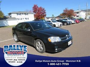 2013 Dodge Avenger SXT! Nav! Alloy! Heated! ONLY 57!