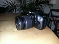 Canon EOS1100D Digital SLR camera - as new condition £260