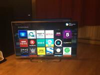 "42"" SONY SMART TV WIFI SMART PHONE CONTROL CAN DELIVER."