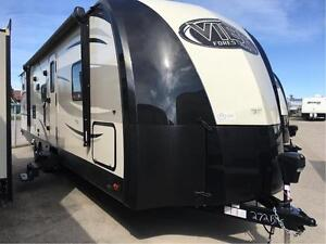 2016 Forest River, Inc. Vibe Extreme Lite Travel Trailer 272BHS