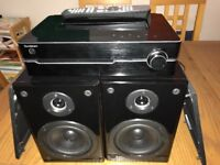 Sandstrom iPod CD USB DAB Radio Stereo System Only £40