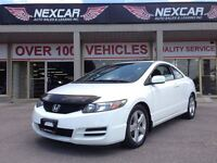 2011 Honda Civic LX-SR C0UPE 5 SPEED A/C SUNROOF ONLY 92K