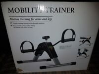 Mobility Trainer with digital display