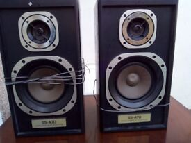 SS-A70 Sony Speakers