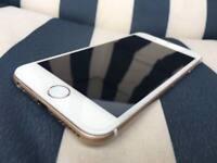 iPhone 6 damaged