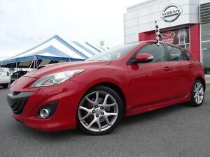 2012 Mazda Mazda3 MAZDASPEED3/TURBO/NAVIGATION