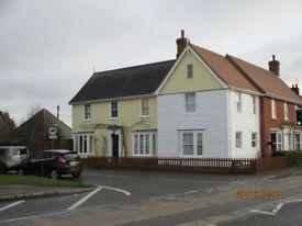 3 Bed semi detached house Elmstead Market, Colchester, Essex