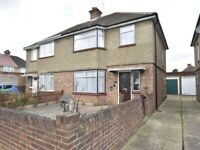 3 bedroom semi detached house with beautiful garden