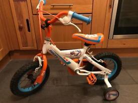 Boys Disney Planes Bike (12inch wheels)