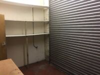 industrial unit/workshop/office space immediate let