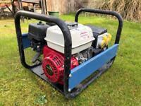 SDMO Honda GX200 Petrol Generator