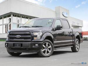 2015 Ford F-150 $301 b/w tax in | Bluetooth | Leather | Remote S