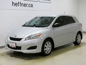 2014 Toyota Matrix with Cruise Control
