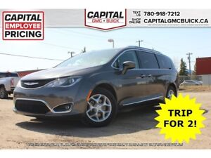 2017 Chrysler Pacifica TOURING-L PLUS HEATED LEATHER POWER SLIDI