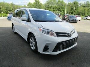 2018 Toyota Sienna LE 8-Passenger CAMERA MAG CRUISE GR.ELEC. ET
