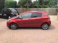 ***£5400 ONO***IMMACULATE CONDITION, LOW MILEAGE (29,500) 2012 TOYOTA YARIS, FULL SERVICE!