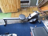Dynamics Rowing Machine