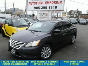 2013 Nissan Sentra Bluetooth/All Power Options &ABS