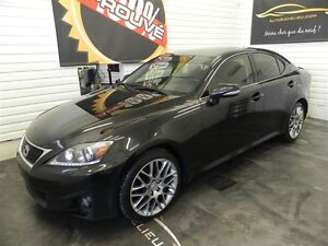 2011 Lexus IS 350 * AWD * Toit * GPS * Mags* Camera de recul