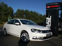 VOLKSWAGEN PASSAT 2.0 TDI Bluemotion Tech Highline (white) 2013