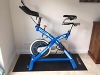 BH Fitness Spin Exercise Bike - 14kg flywheel - Class Bike 2