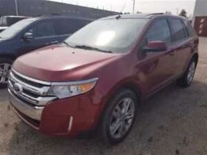 2013 Ford Edge SEL AWD! LEATHER! PANORAMIC SUNROOF! REAR CAMERA+