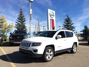 2015 Jeep Compass HIGH ALTITUDE PKG LEATHER 4X4