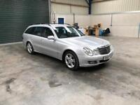 2007 Mercedes e280 cdi avangarde auto estate leather sat nav 1 owner guaranteed cheapest in country