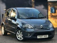 AUTOMATIC 2007 CITROEN C3 ! VERY LOW MILAGE !