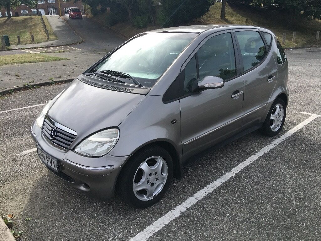 Mercedes a160 a class 1.7 diesel manual 5 door £30 tax a year
