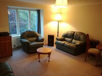 Two double bedrooms for rent. One with ensuite.
