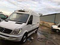 MERCEDES SPRINTER MWB FRIDGE VAN.2012.EURO5 .85K.ONE OWNER