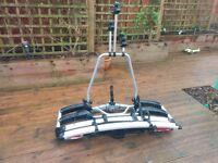 Thule bike carrier, towbar fits 4
