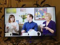 43inch Smart tv wifi