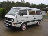 1982 vw westfalia (joker) camper may swop p\x