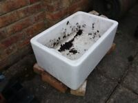 Butler sink for sale excellent condition and no chips