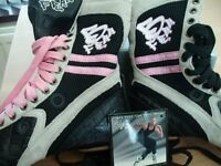 HIP HOP DANCE boots Brian Friedman (NEW)