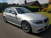 2009 BMW 335i M-Sport Touring Estate Manual 300Bhp RS4 RS6 M3 M5 Avant