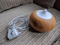 Ultrasonic Aroma Diffuser - Colour Changing for Different Mood with Off Timer