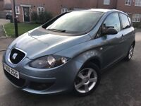 Seat ALTEA 1.6 petrol, low millage