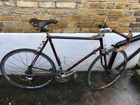Pashley Clubman Country Hybrid Bike + Garmin Edge 810