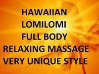 HAWAIIAN - FULL BODY MASSAGE