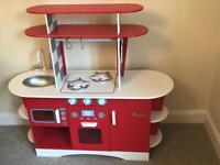 ELC Diner kitchen