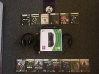 Xbox 360 bundle including games