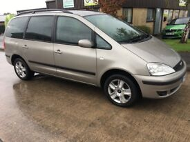 2002 Ford galaxy 1.9 tdi Spares or repairs