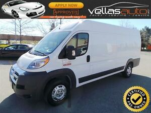 2016 Ram ProMaster 3500 HIGHROOF**159 WHEEL BASE**R/CAMERA**