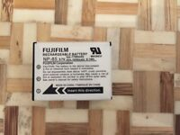 Fujifilm rechargable battery