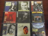 JAZZ CD COLLECTION 40 CDS