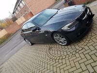 BMW 320D Sport Plus Edition. Black with matching leather interior. Full service history.